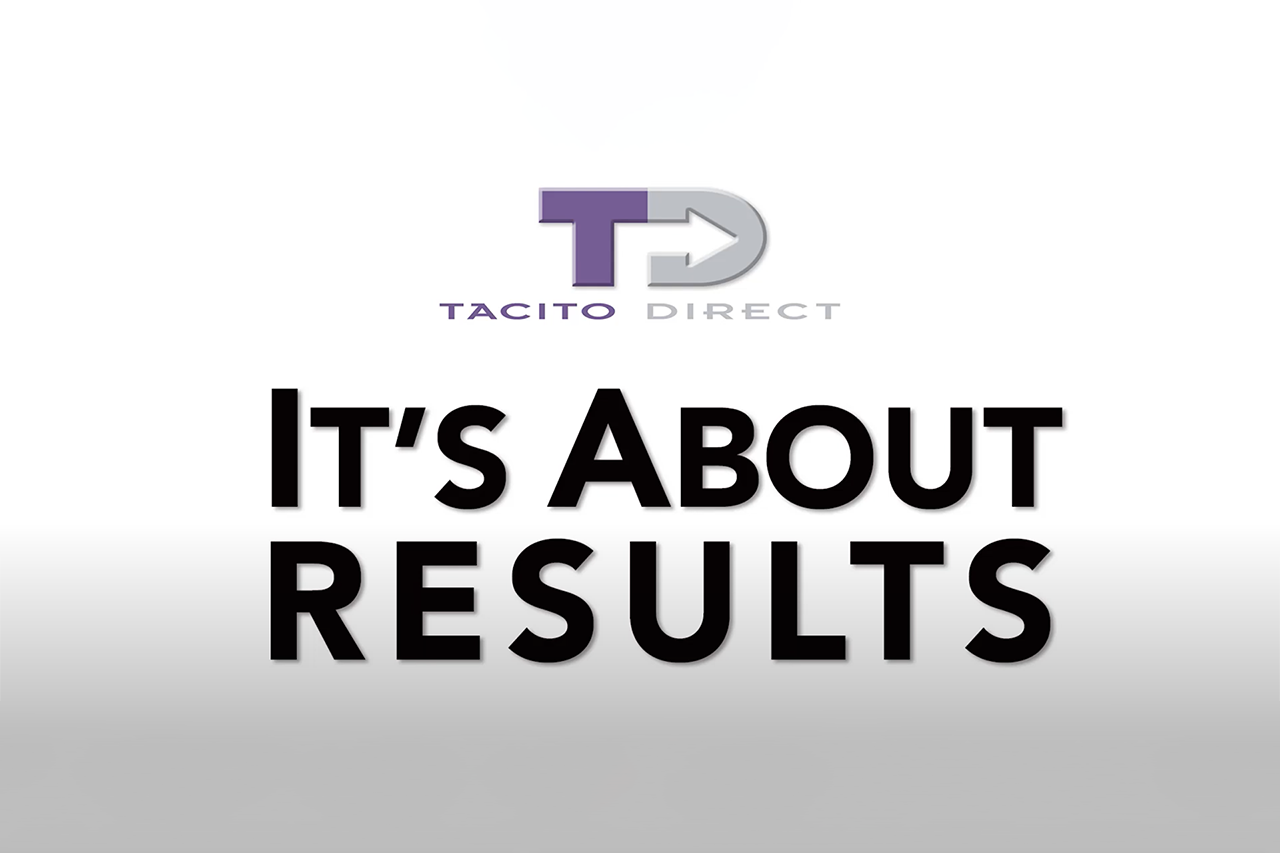 Tacito Direct- RESULTS